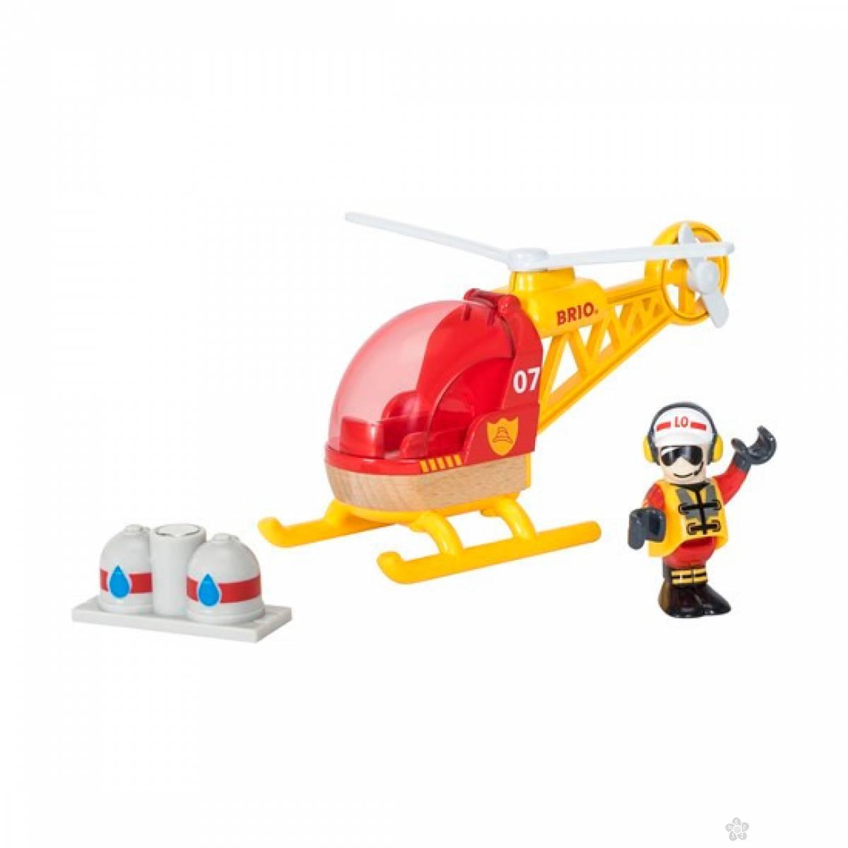 Vatrogasni helikopter  Brio BR33797