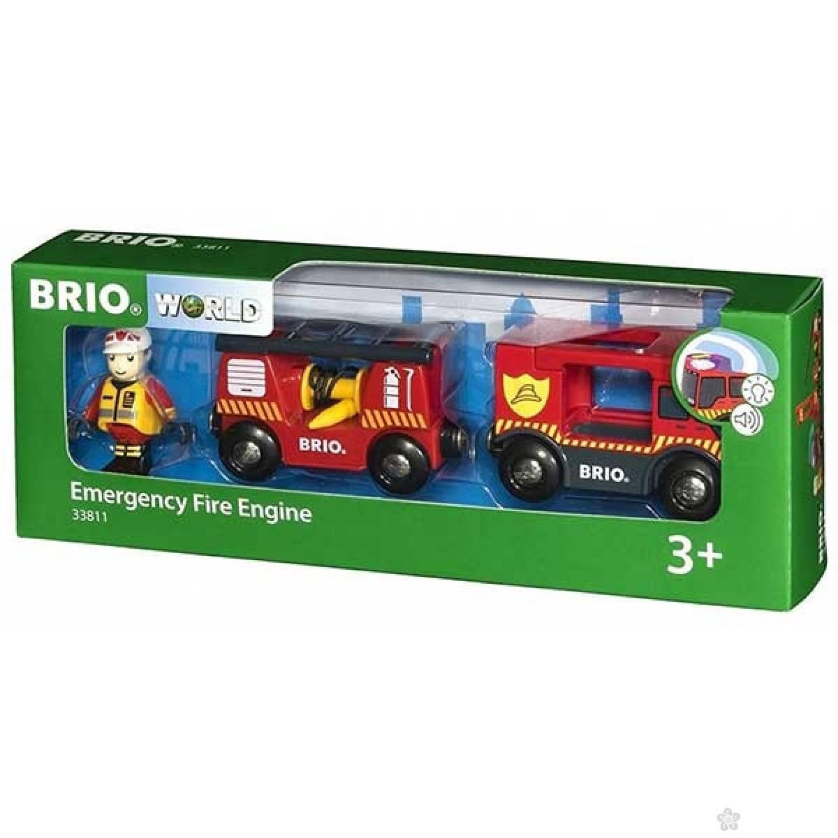 Vatrogasno vozilo Brio BR33811