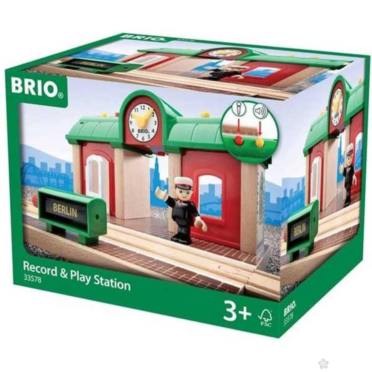 Železnička stanica Brio BR33578