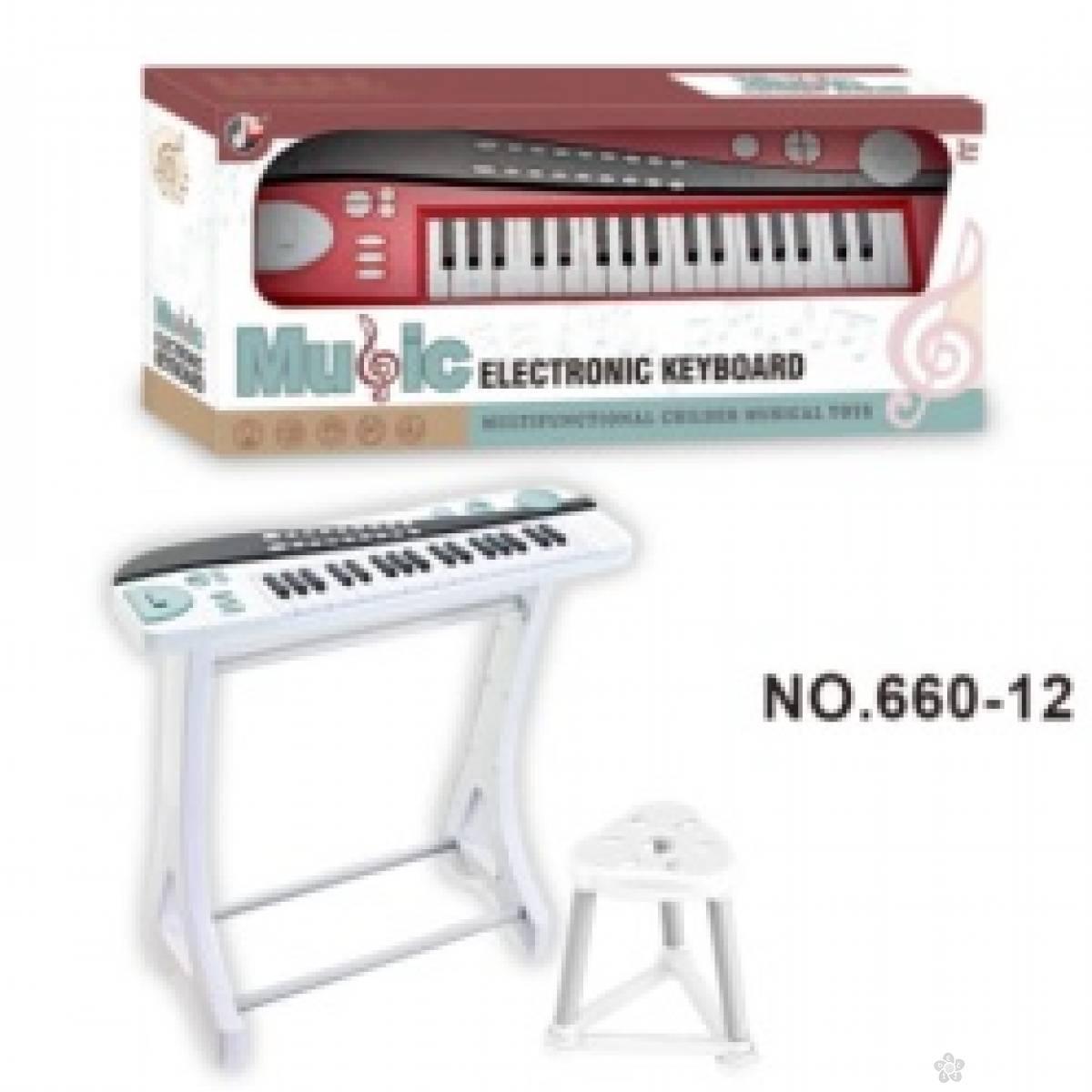 Piano sa stolicom 660-12