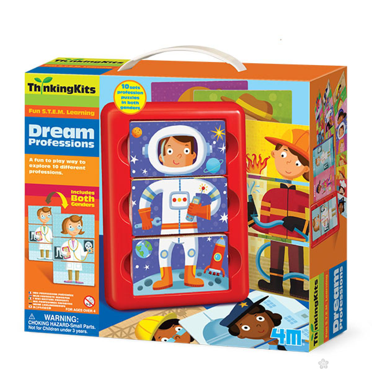 Dream Profession 4M04712