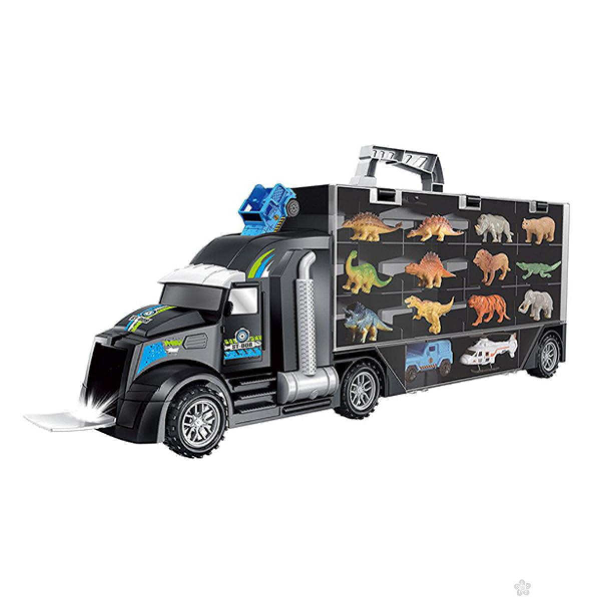 Kamion set sa životinjama 2010013