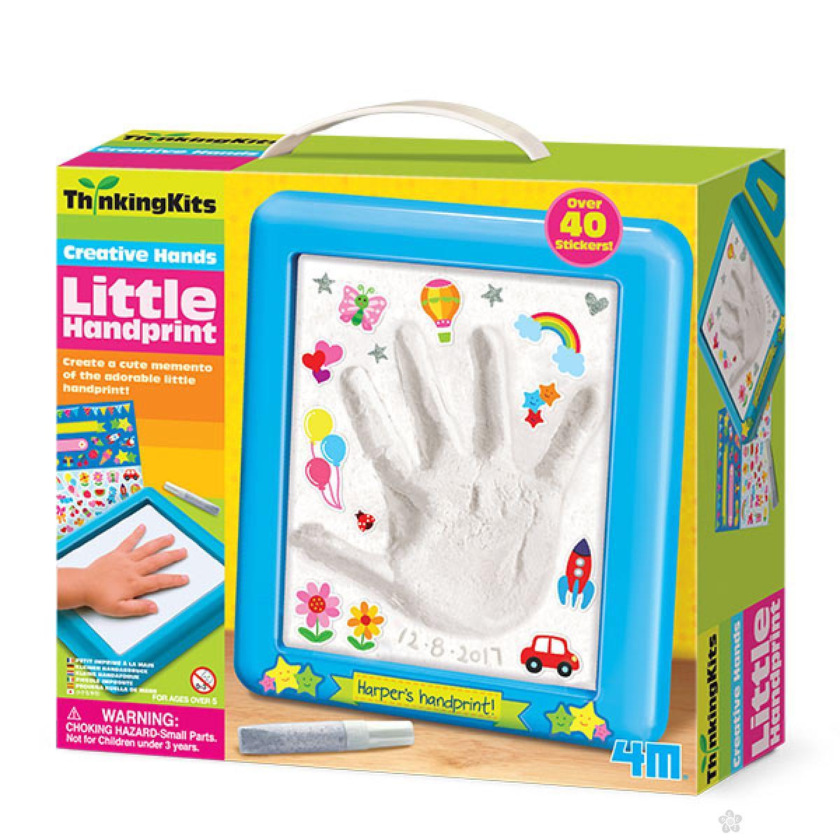 4M Little Handprint, 47267