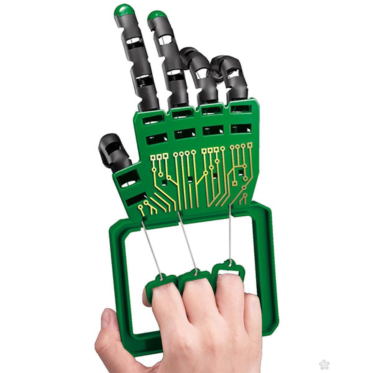 4M maketa Robotic Hand, 03284