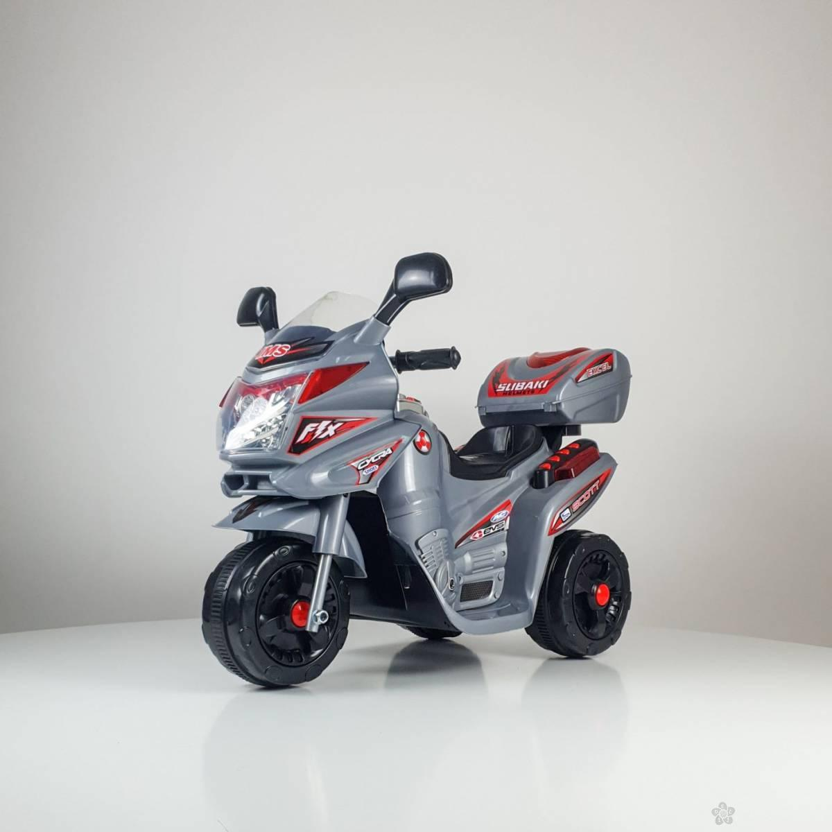 Motor na akumulator, model 10 sivi