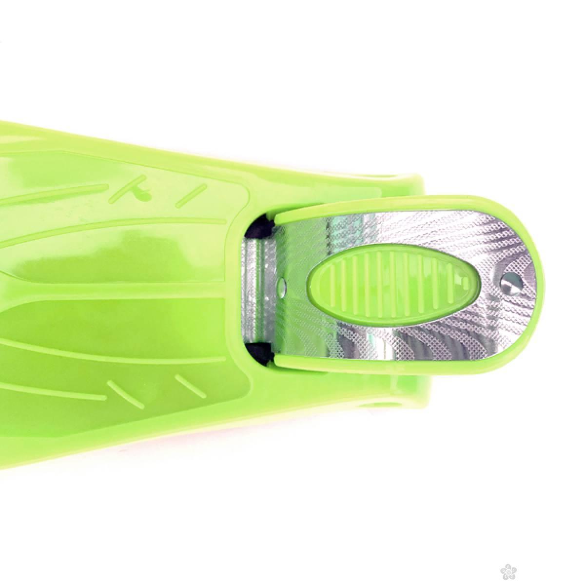Trotinet X-TRO zeleni 780248