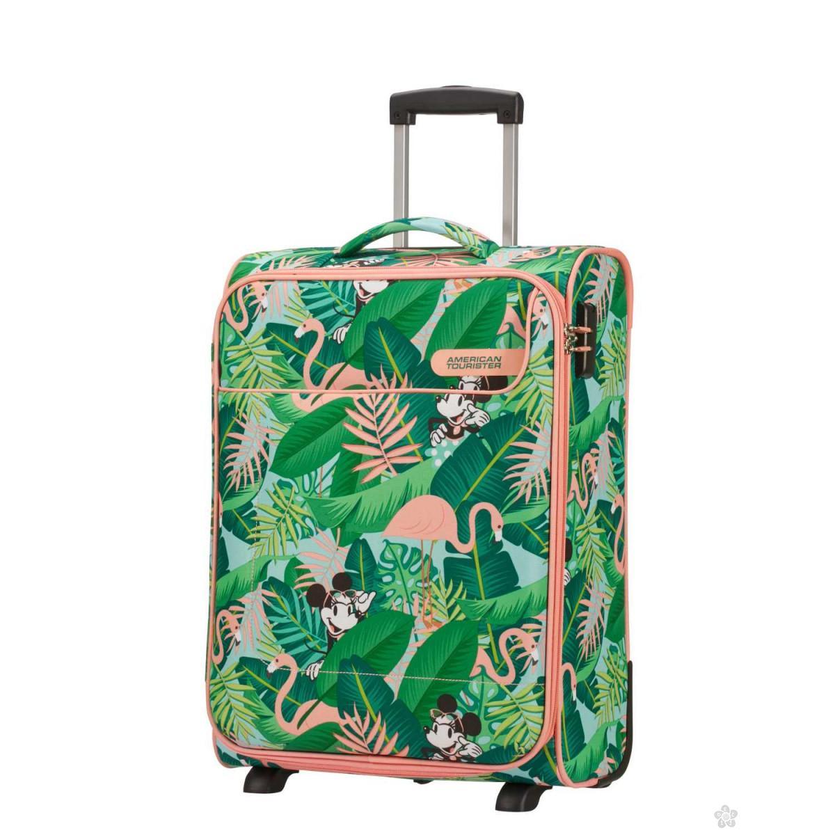 Kofer Minnie Miami Palms 55cm 2 točkića
