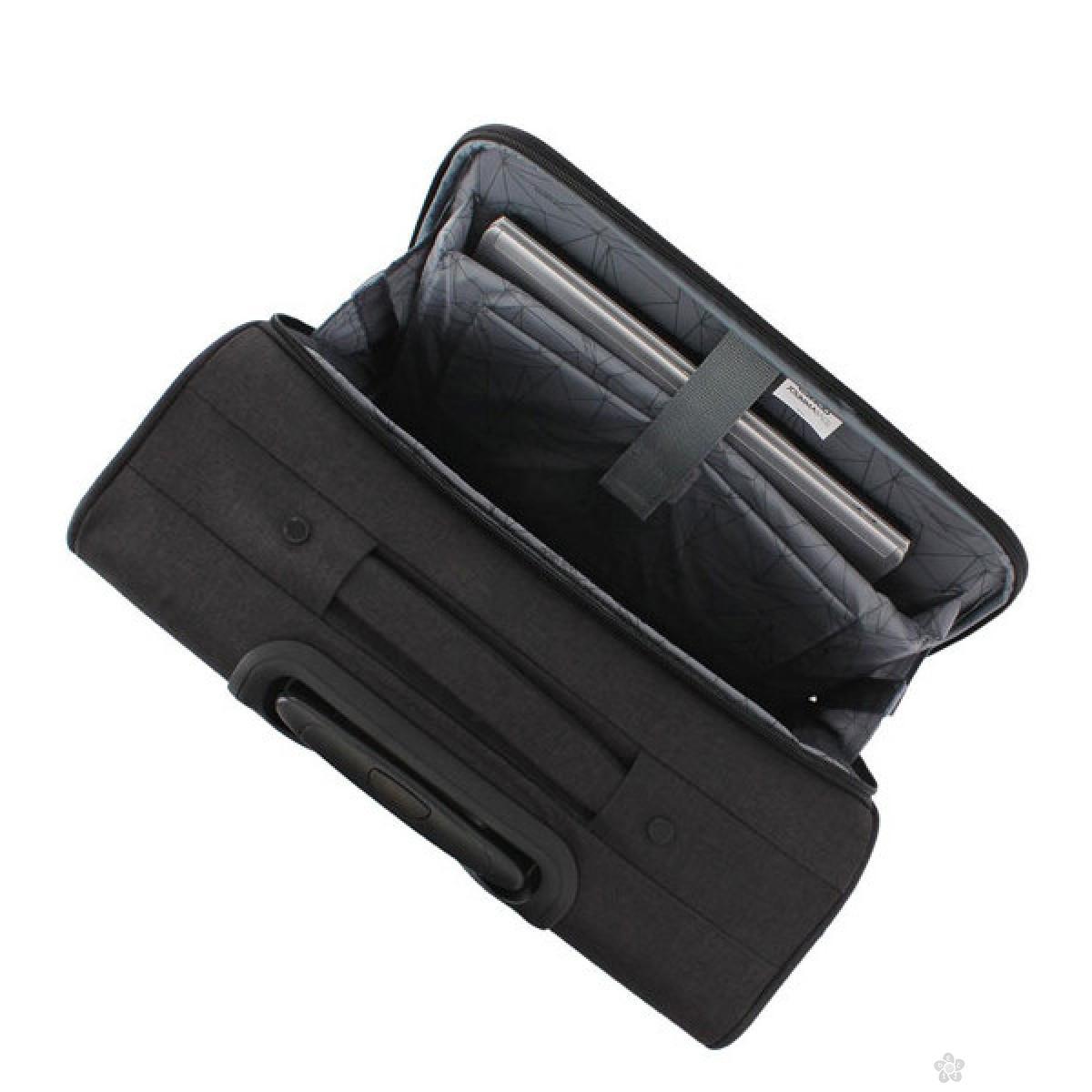 Kofer pilot za laptop Ottawa Movom crni, 52.964.61