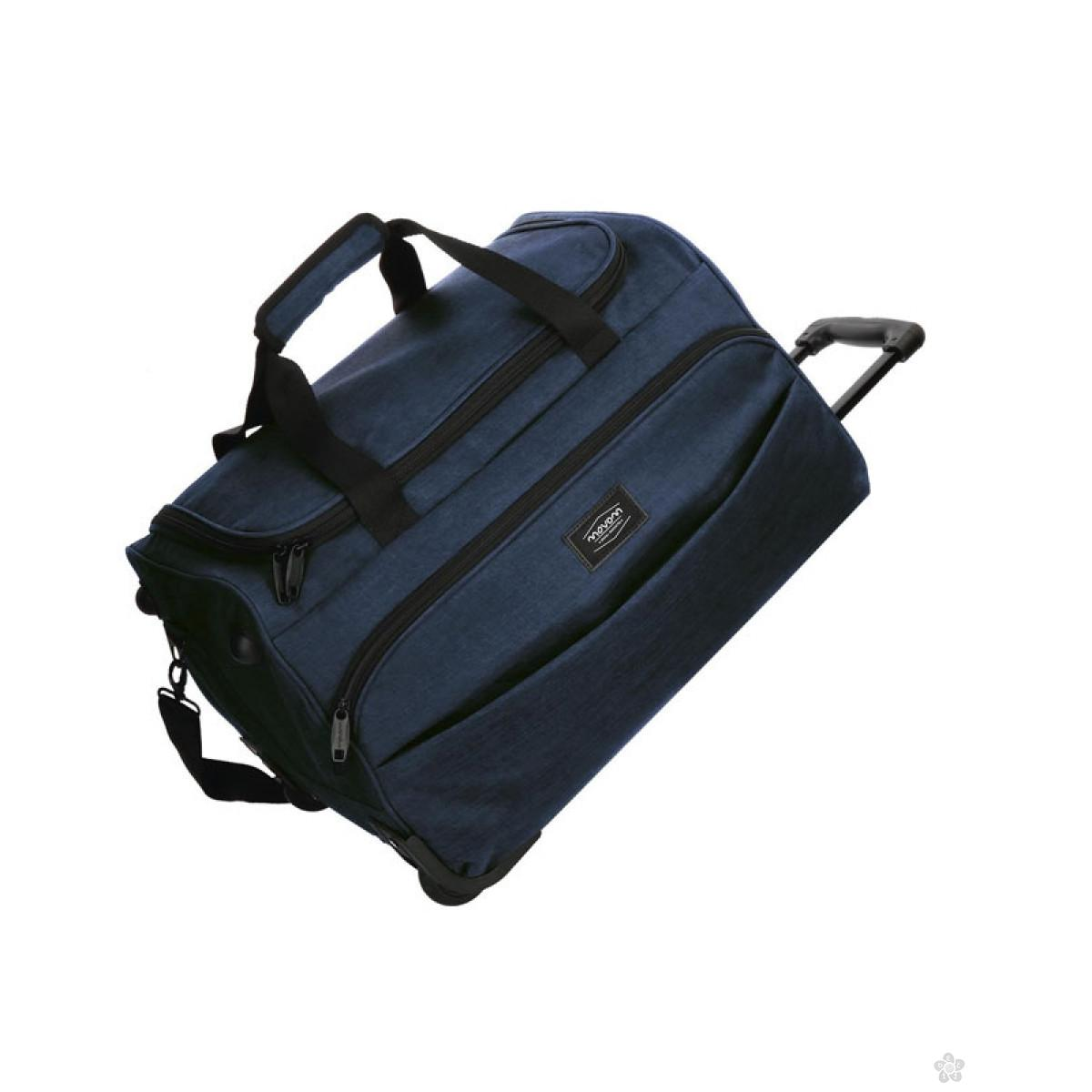 Putna torba sa točkičima Ottawa Movom teget, 52.937.62