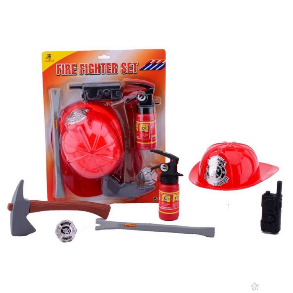 Set za igru vatrogasac, 23258