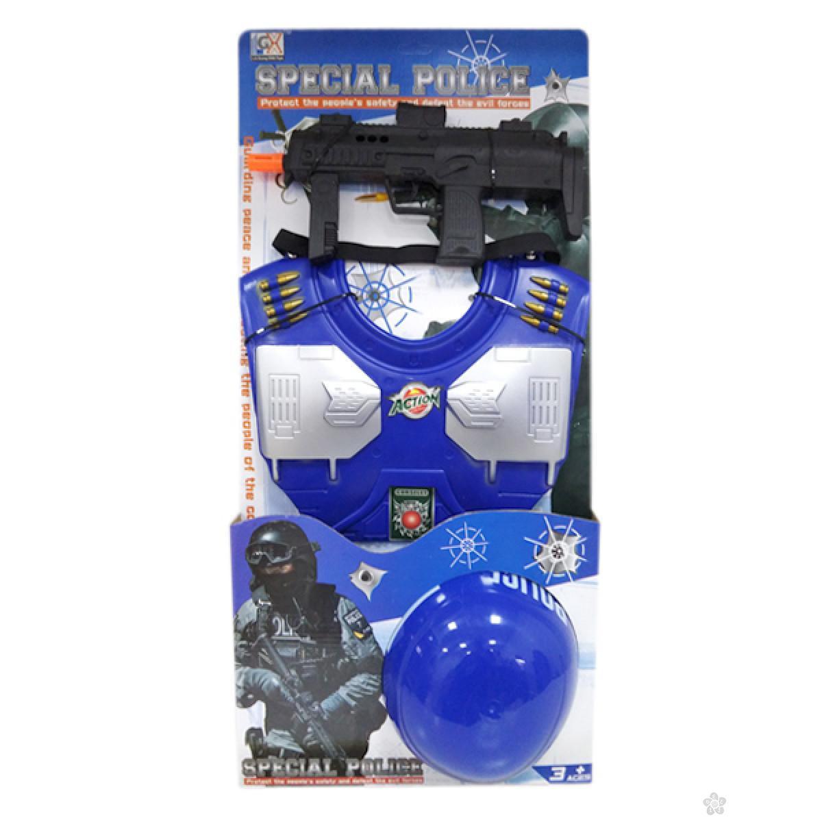 Set policijska oprema, 100348
