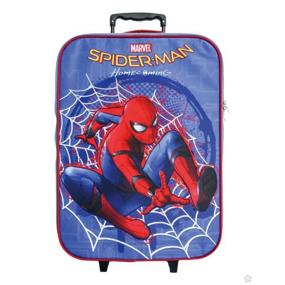 Dečji kofer Spiderman 316340