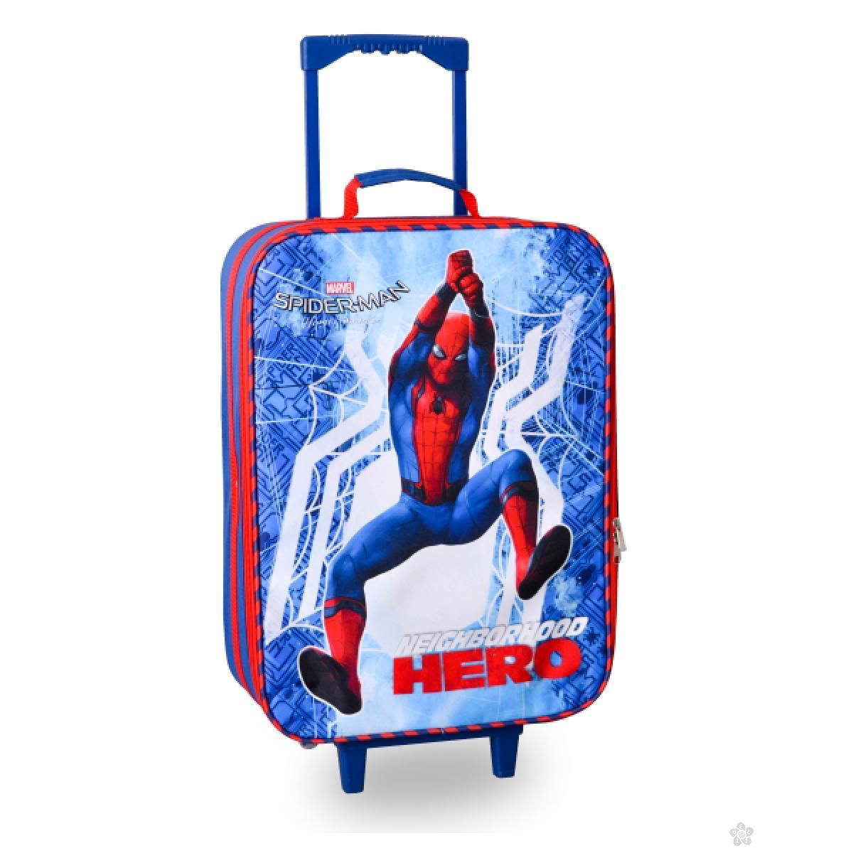 Dečji kofer Spiderman 316342