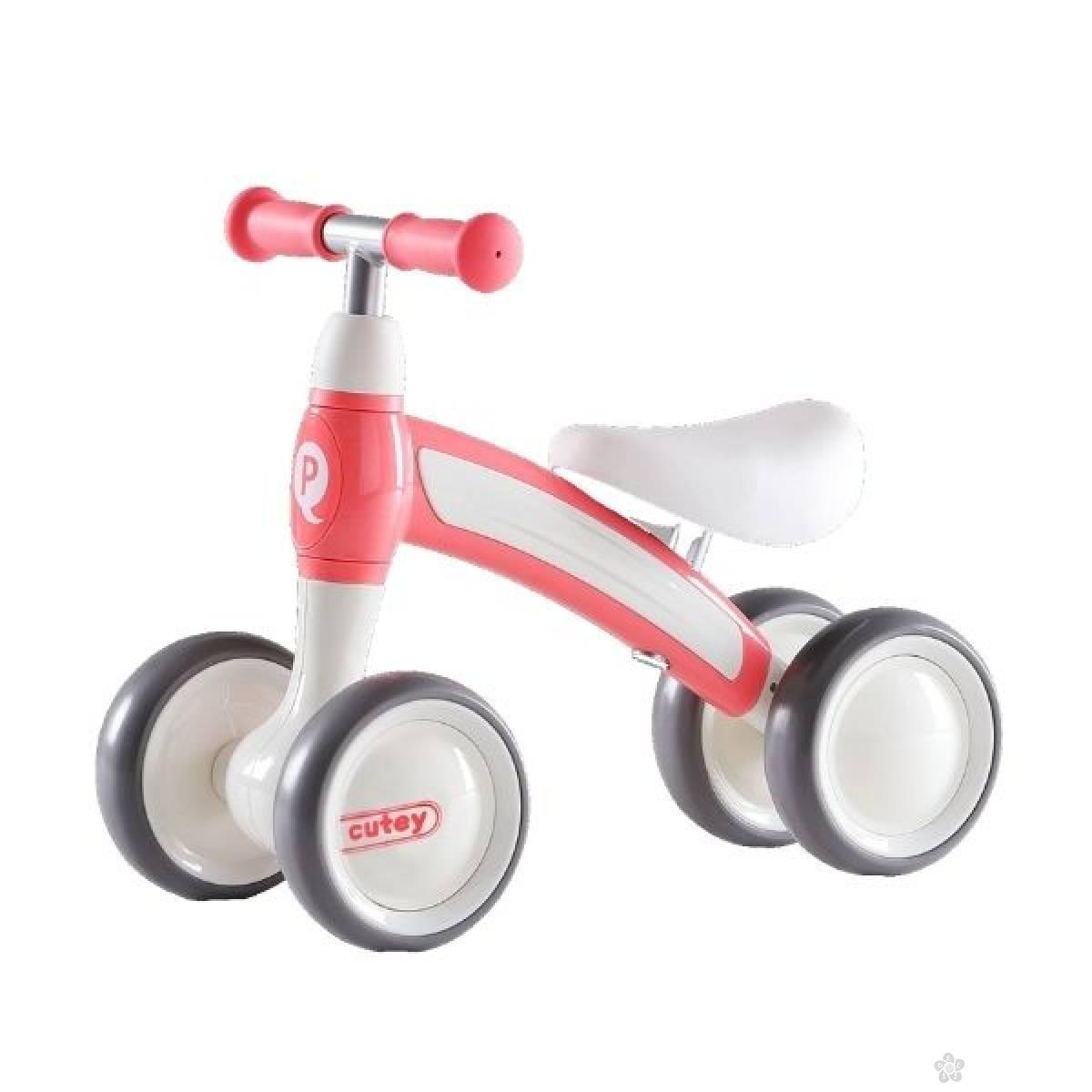 Baby bicikl roze 34/6025