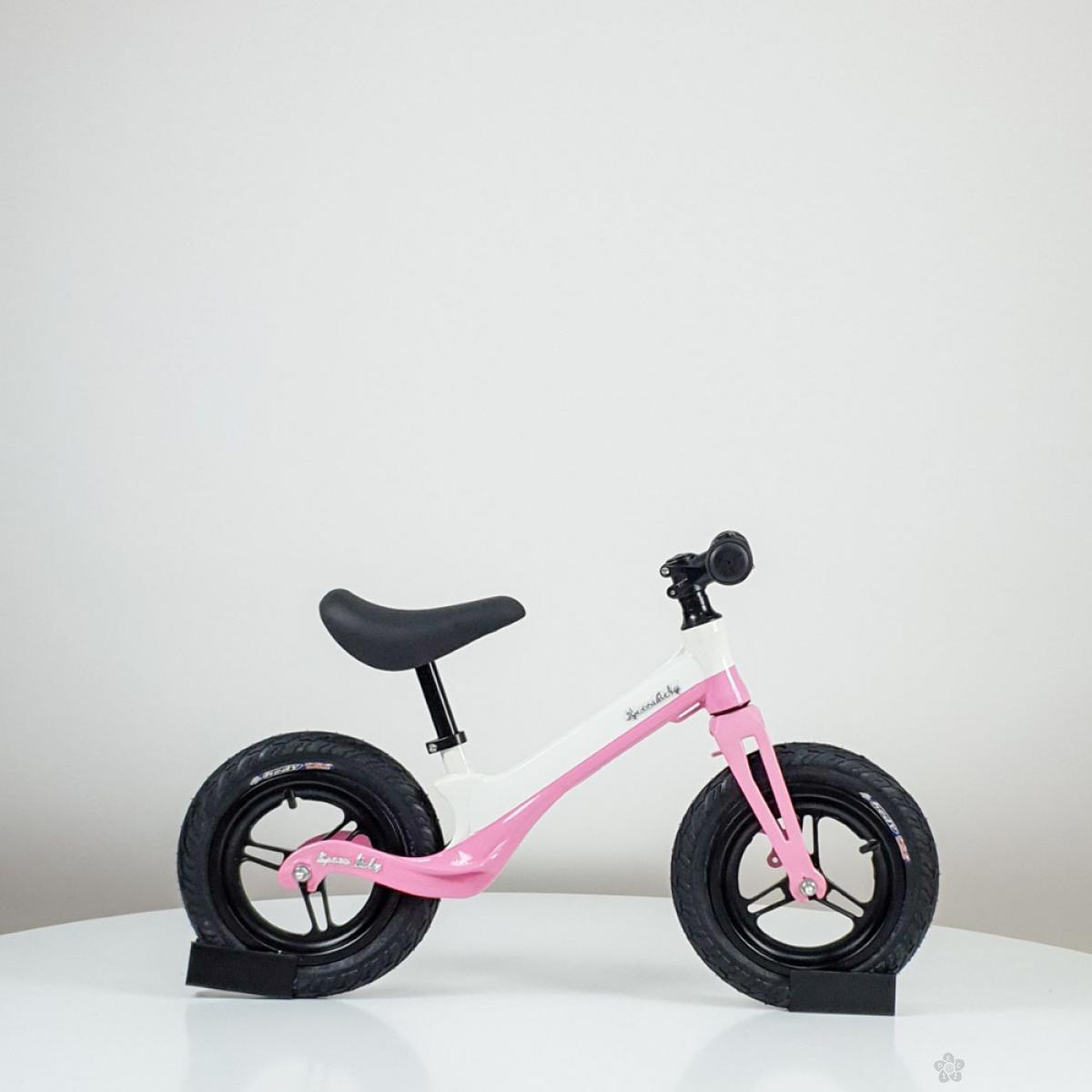 Balans Bike Speed model 761 PINK