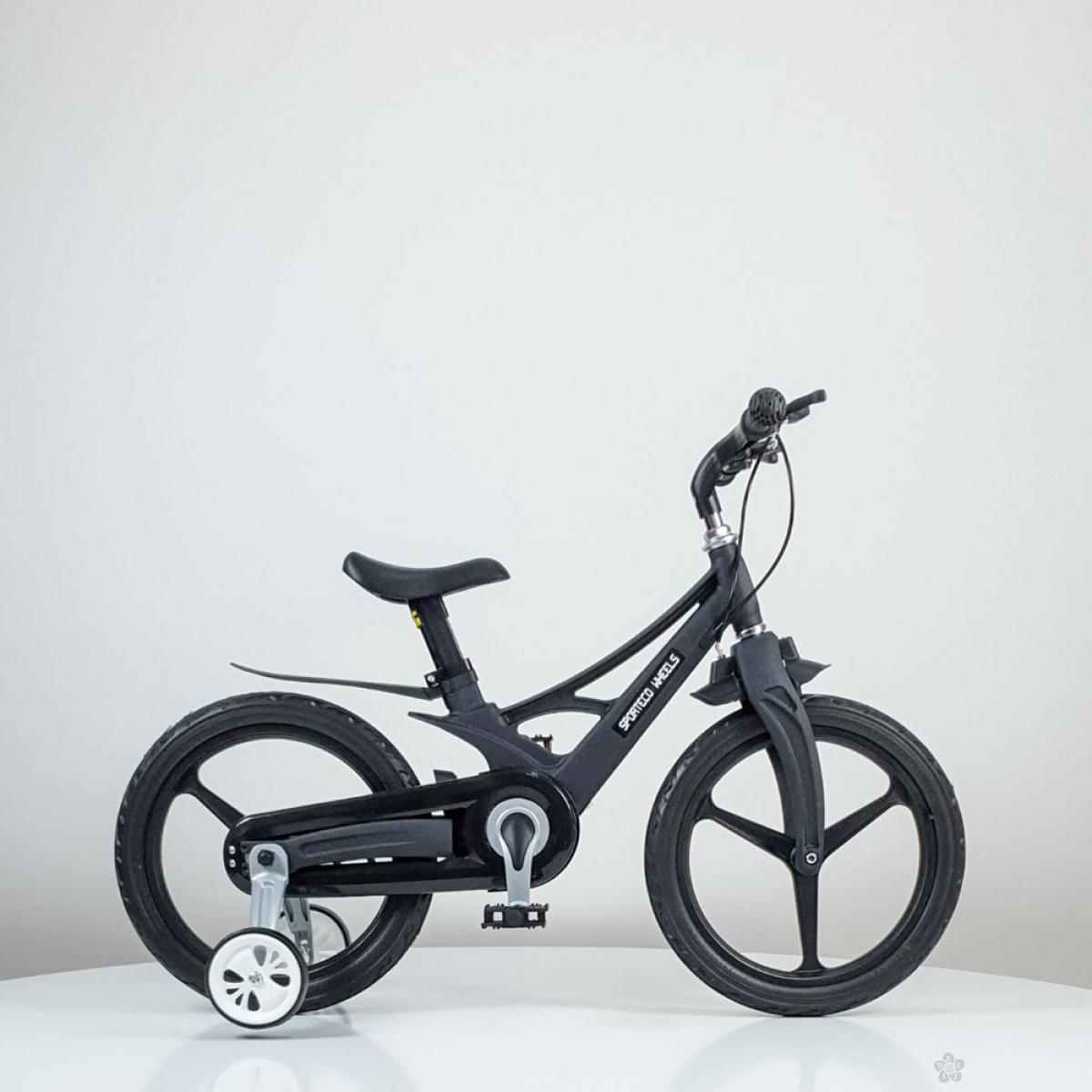 Bicikl Sporteco model 717-16 CRNI
