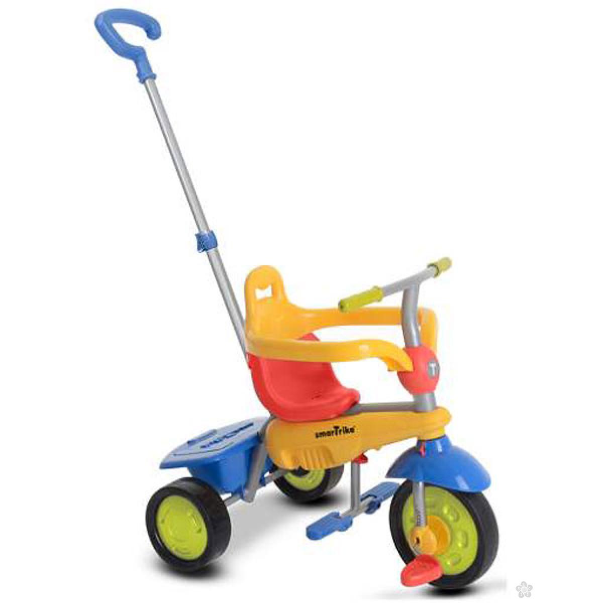 Tricikl Breeze Multicolor Smart Trike 6090400