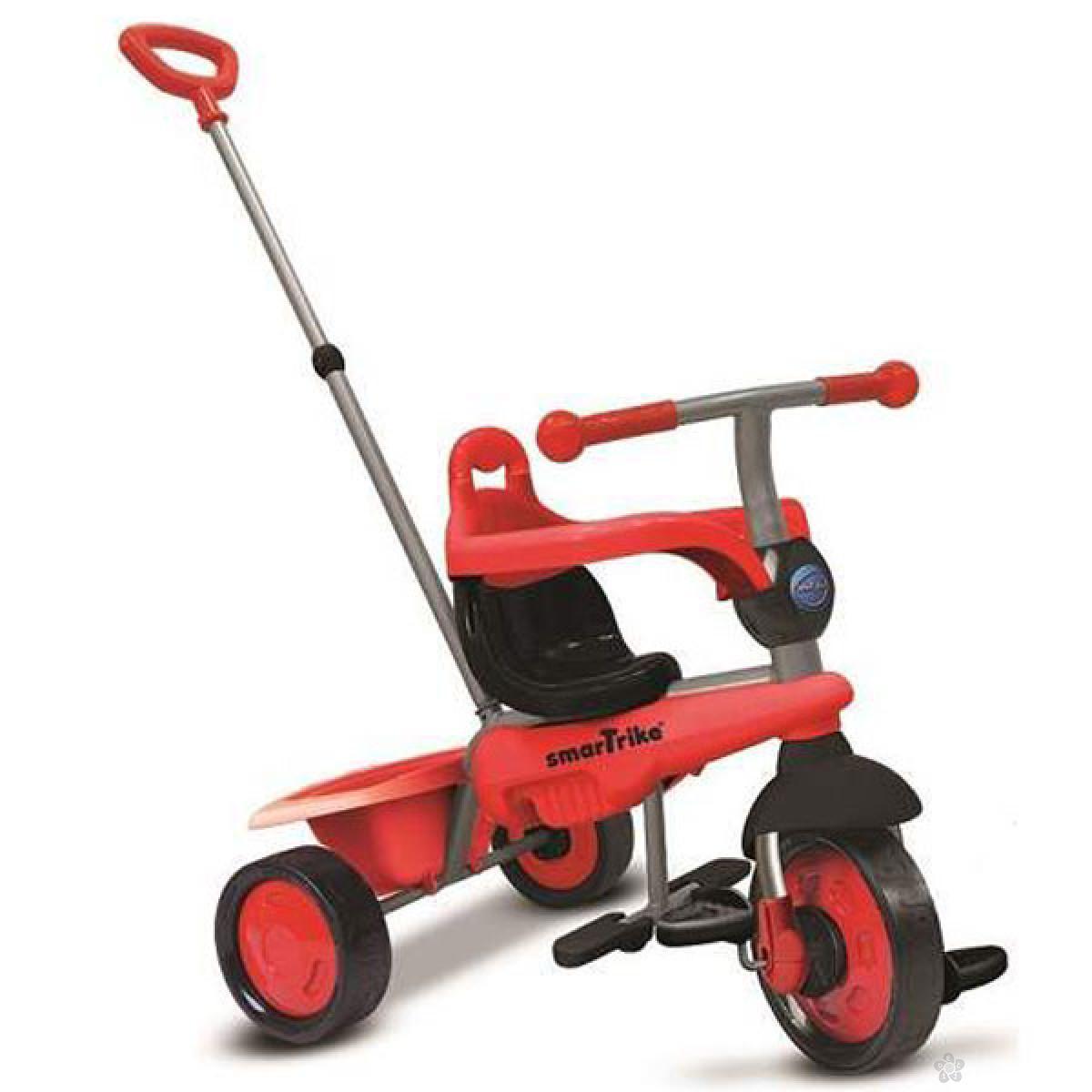 Tricikl Breeze Red Smart Trike 6090500