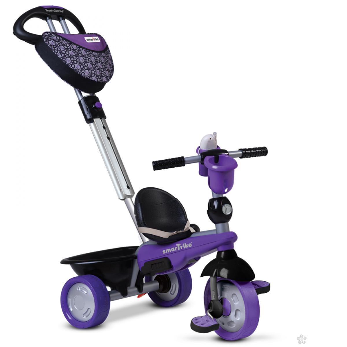 Tricikl Dream Team Ljubičasti 1590400