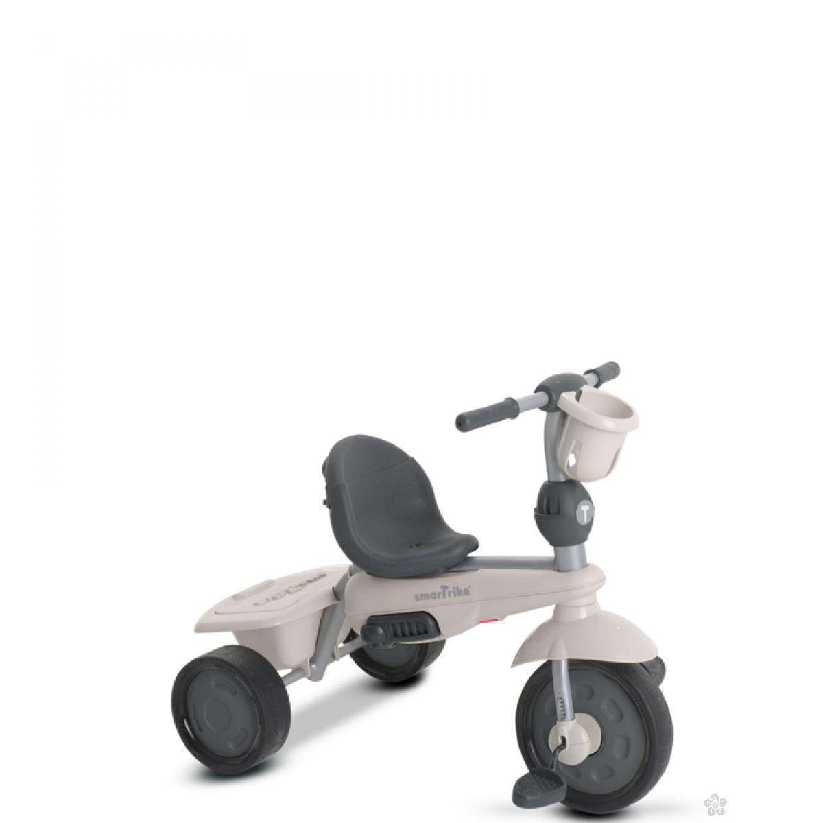 Smart Trike tricikl Voyage Grey 1950100