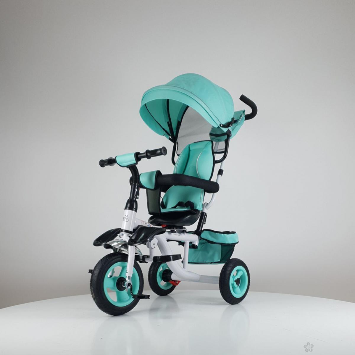 Tricikl Big, model 419 ZELENI