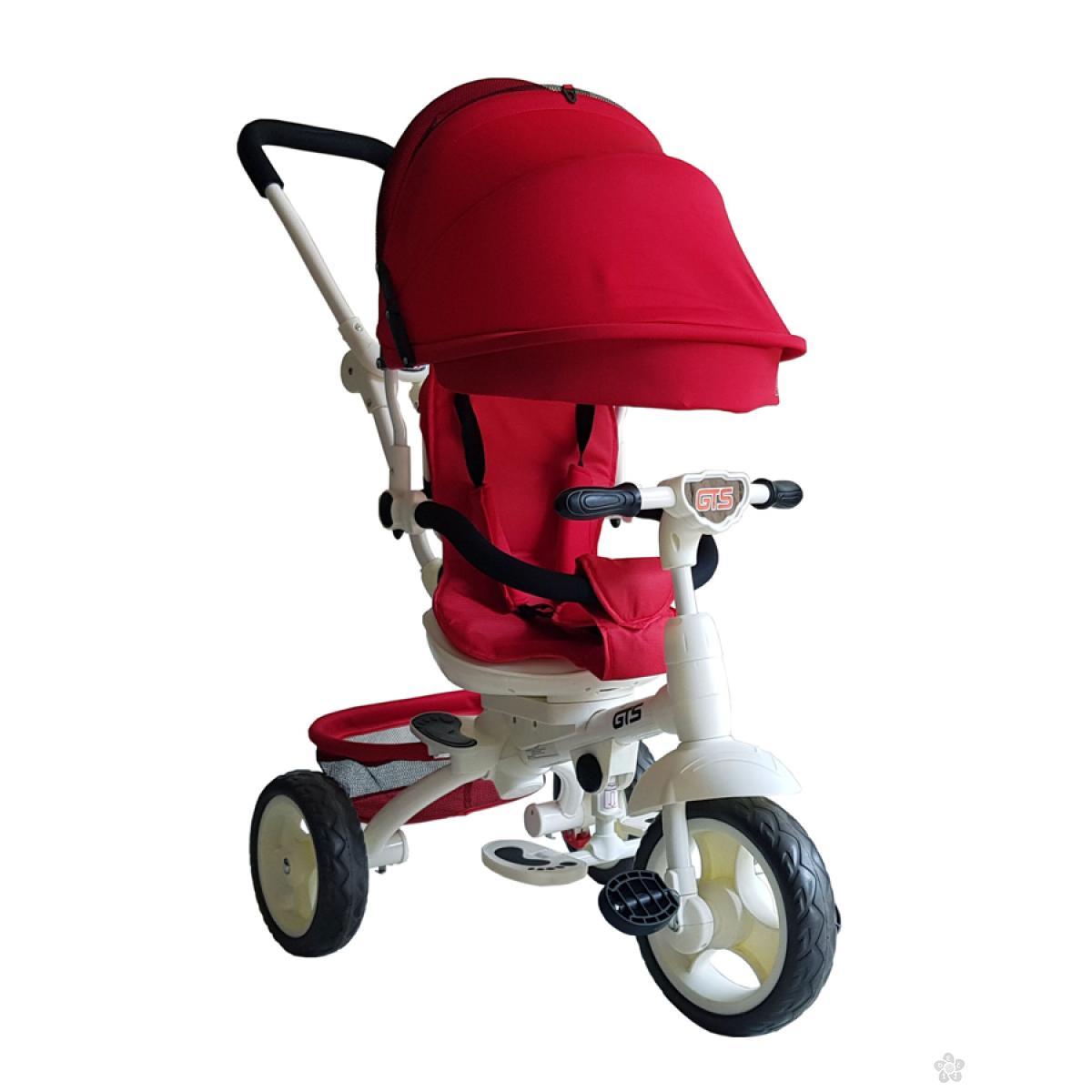 Tricikl za decu, Playtime 425 crveni
