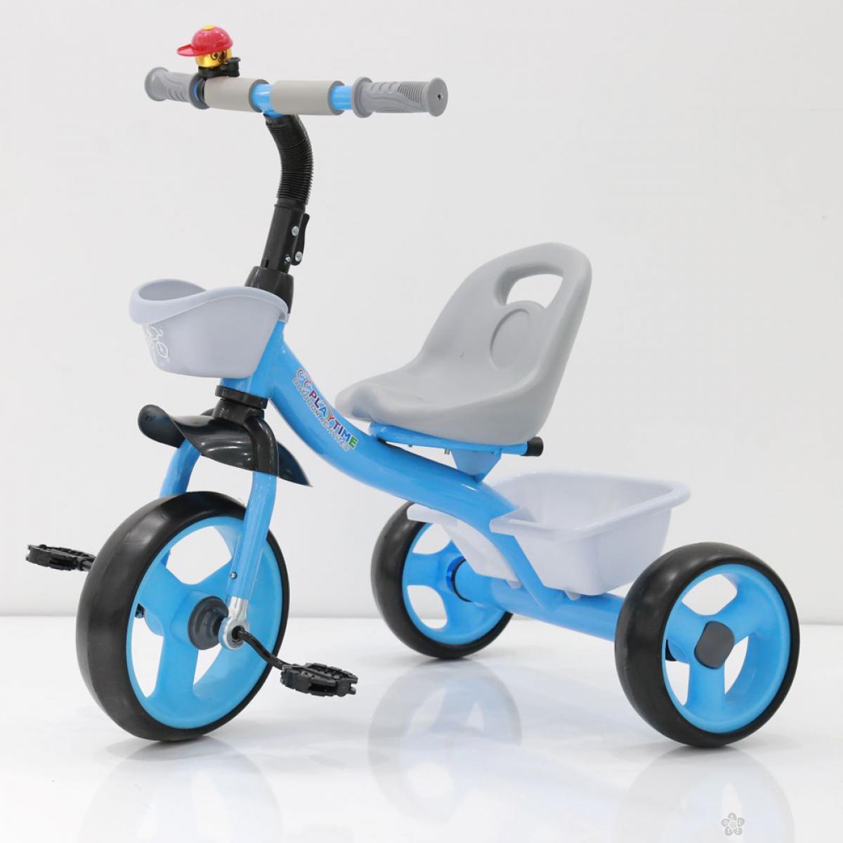 Tricikl Playtime Nani I model 426-1 plavi