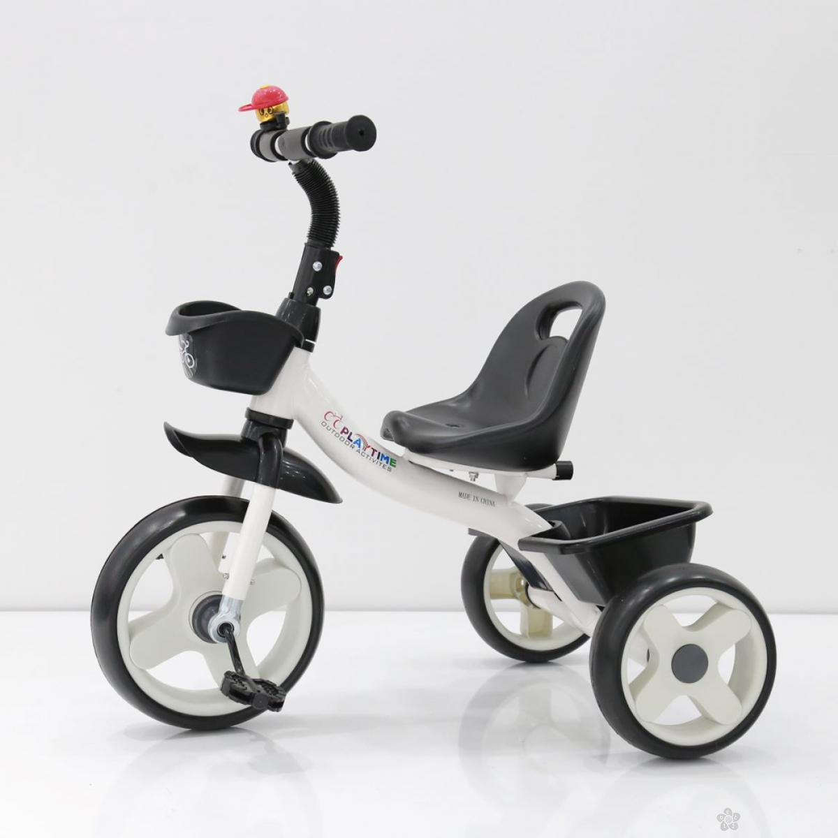 Tricikl Playtime Nani II model 426-2 beli