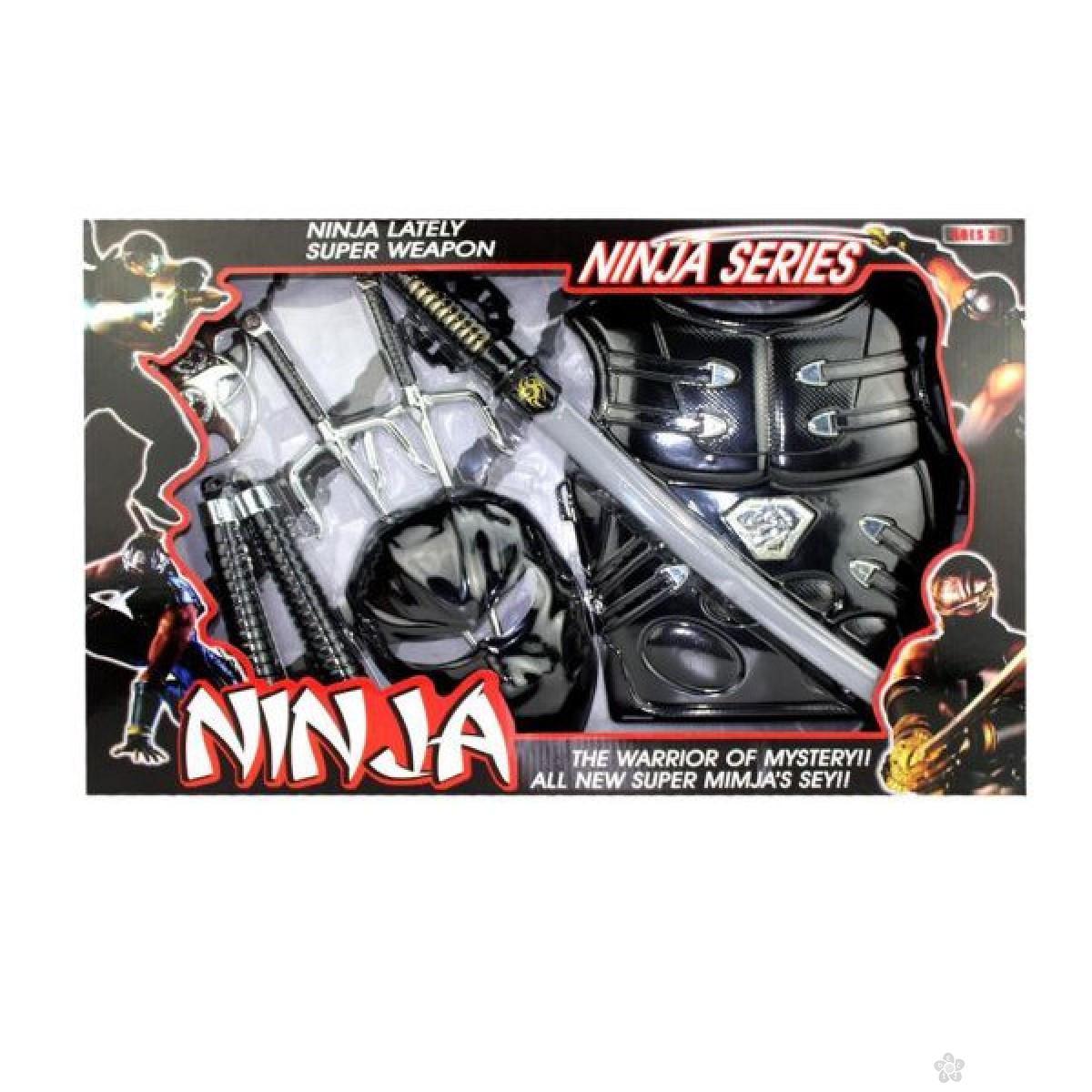Set Ninja sa dodacima 11/40438