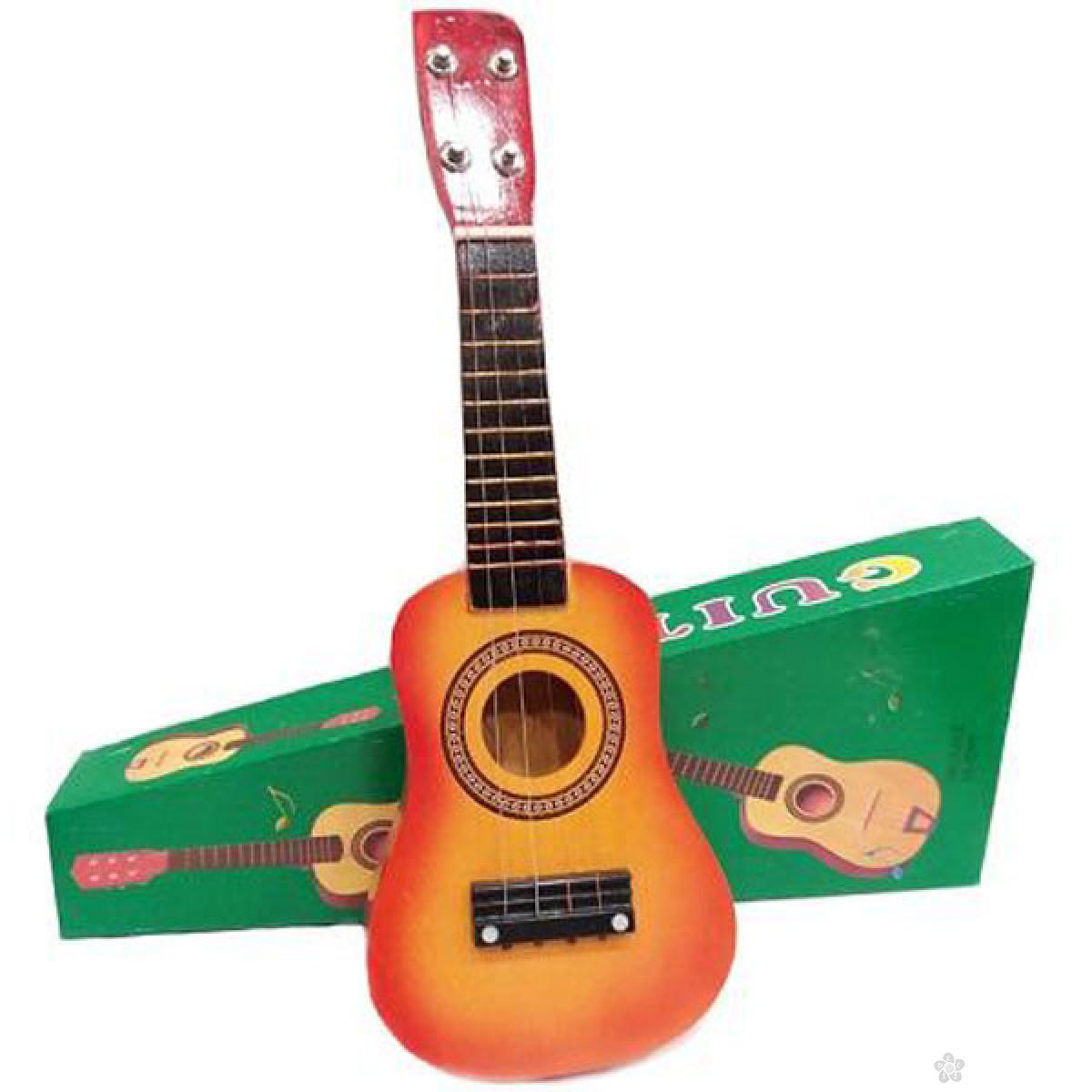 Gitara drvena M49945