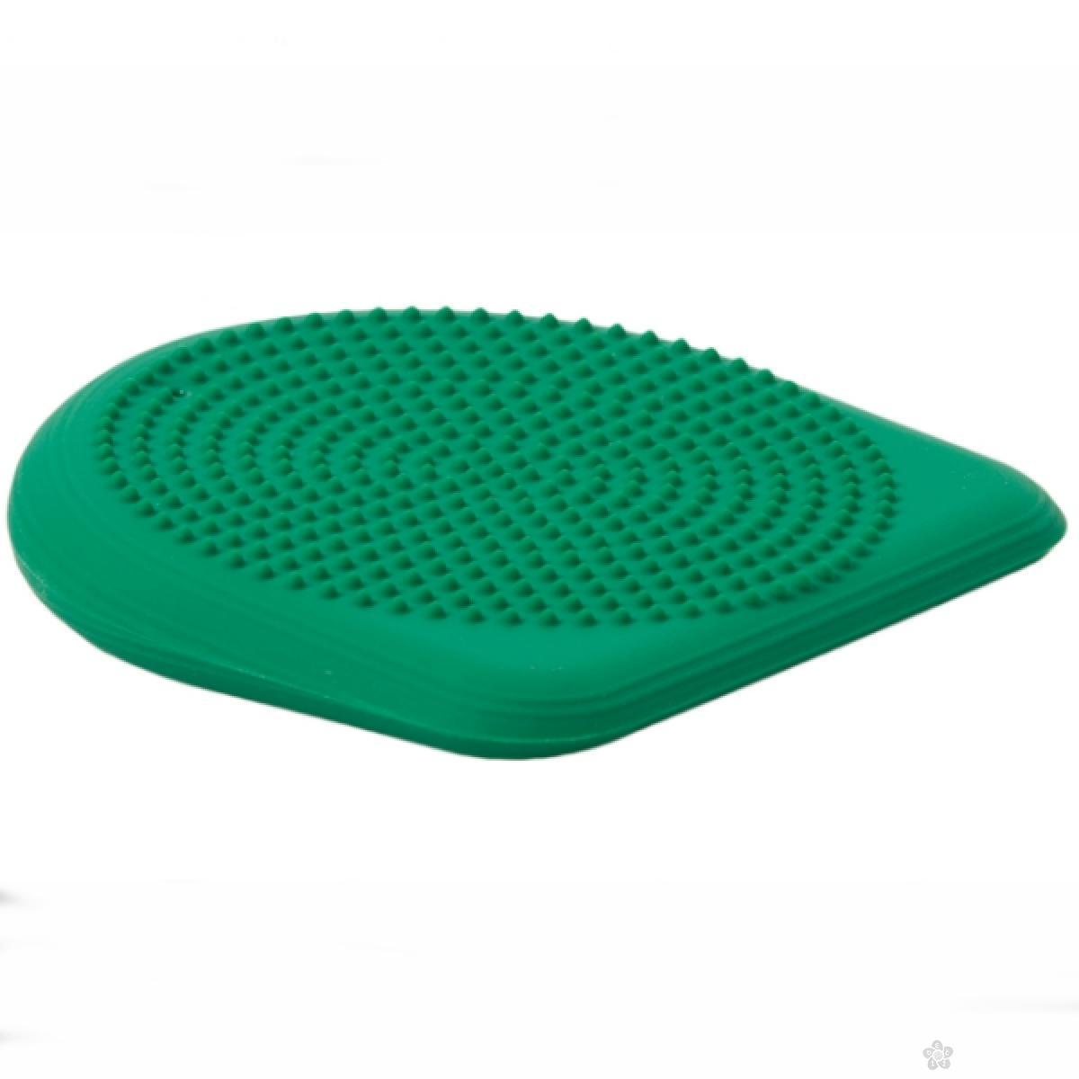 Jastuk za aktivno sedenje Dynair Wedge Zeleni, 400146