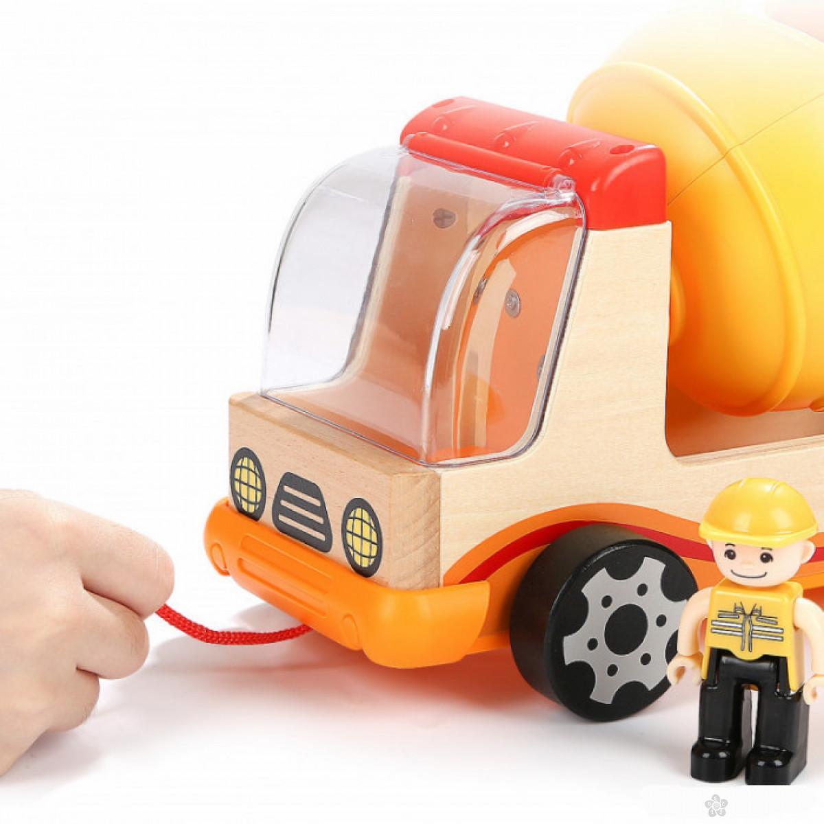 Didaktička igračka Kamion mešalica ToP Bright 120308