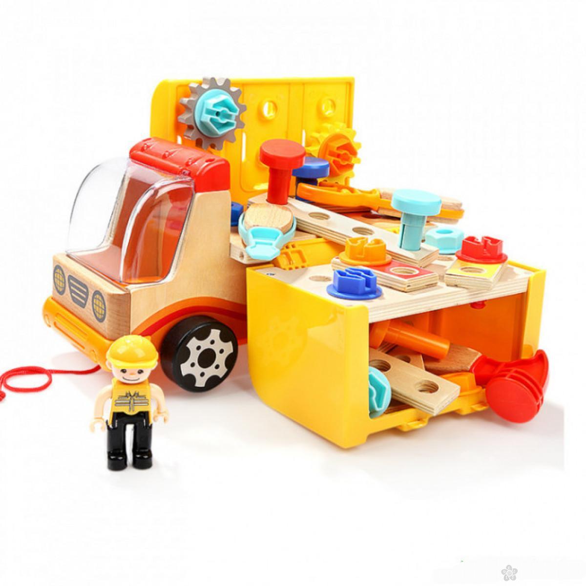 Didaktička igračka Kamion radionica ToP Bright 120312