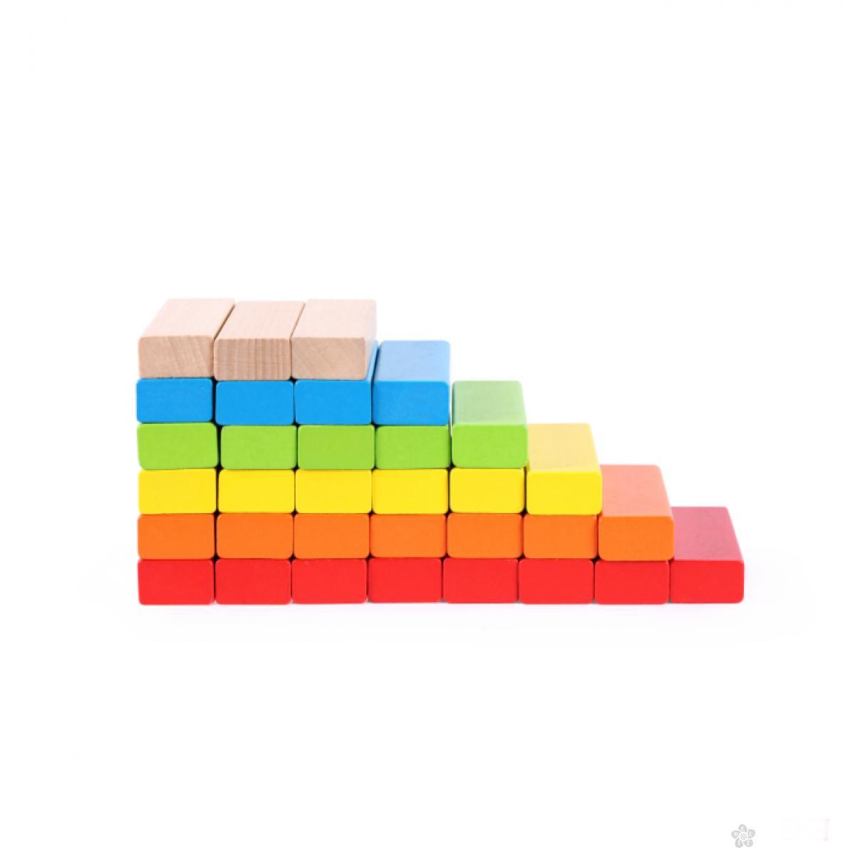 Šarena kula Pino Toys, 5452