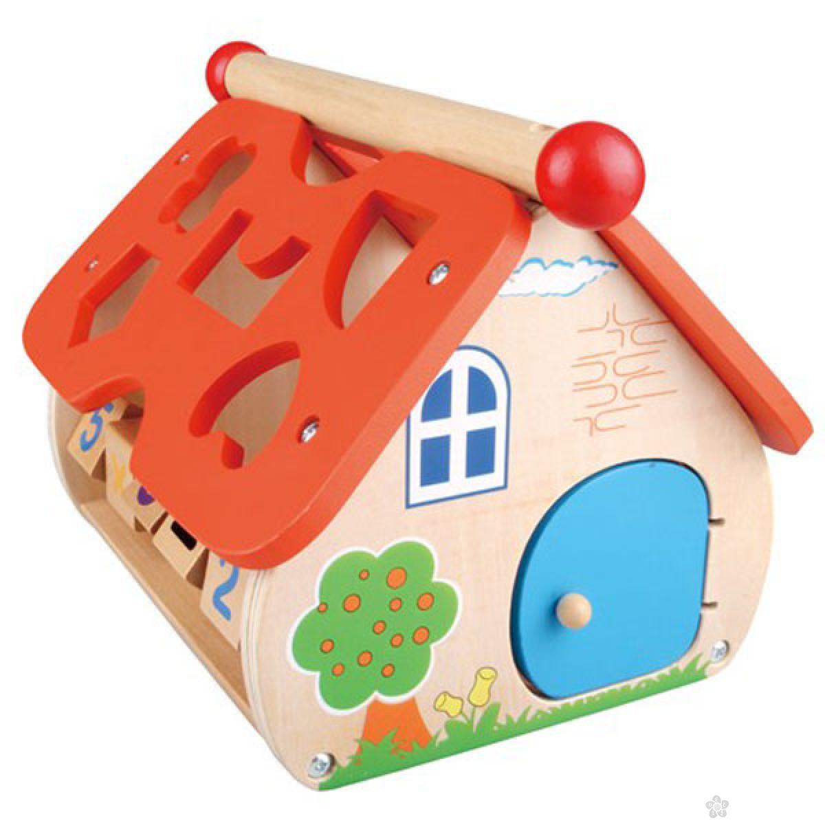 Didaktička kućica, 8583
