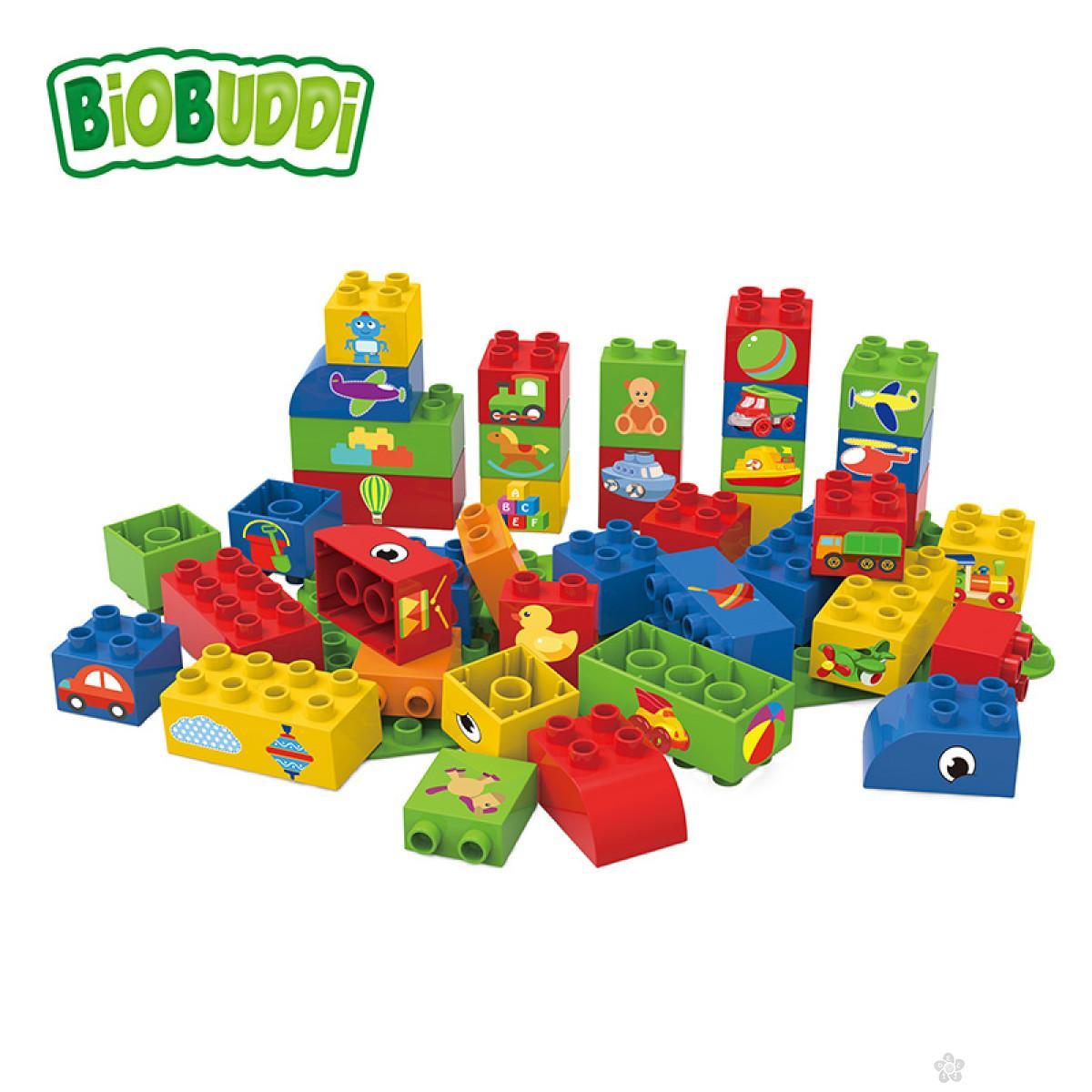Edukativne kocke sa osnovom I BB-0006