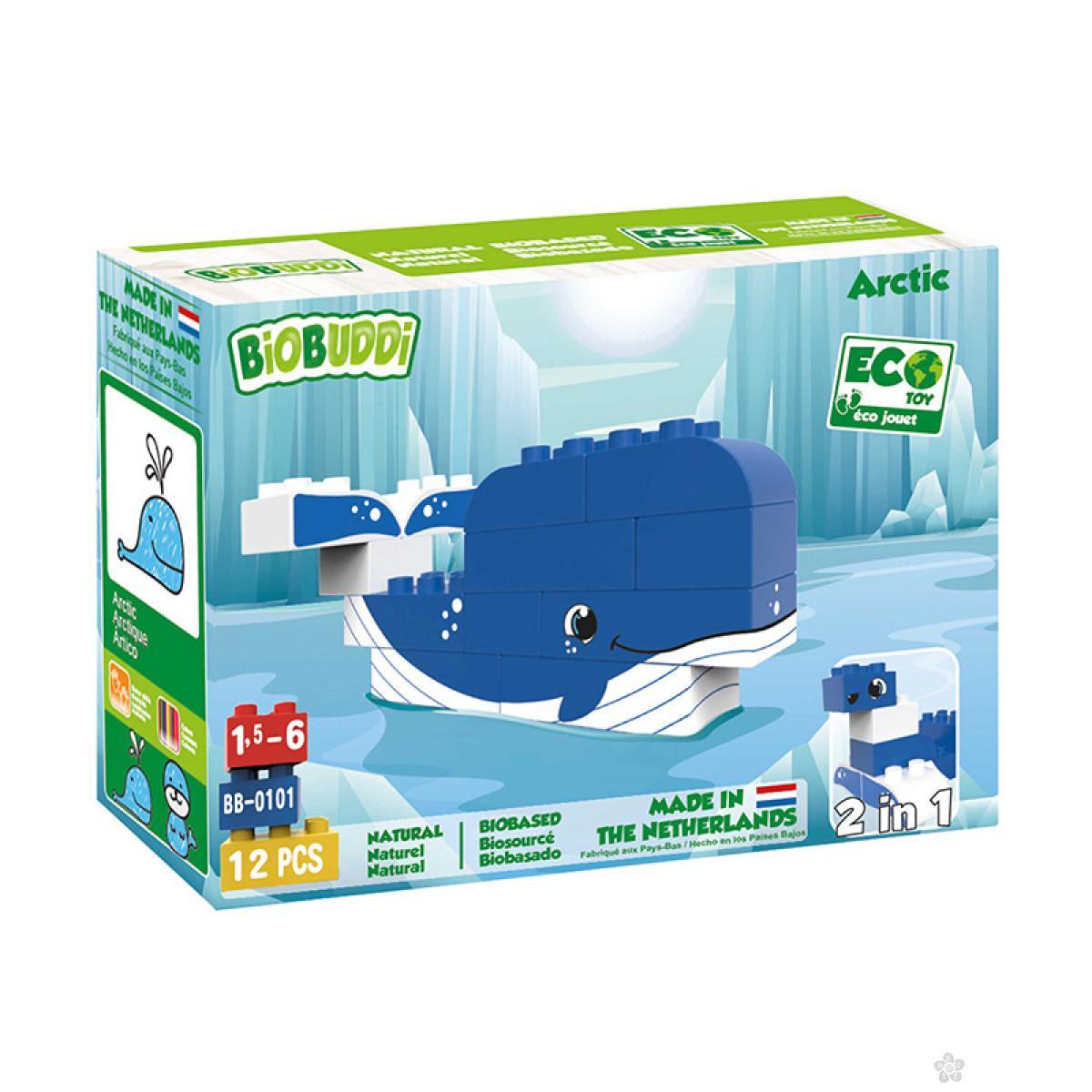 Kockice Arktik 2 u 1 BB-0101