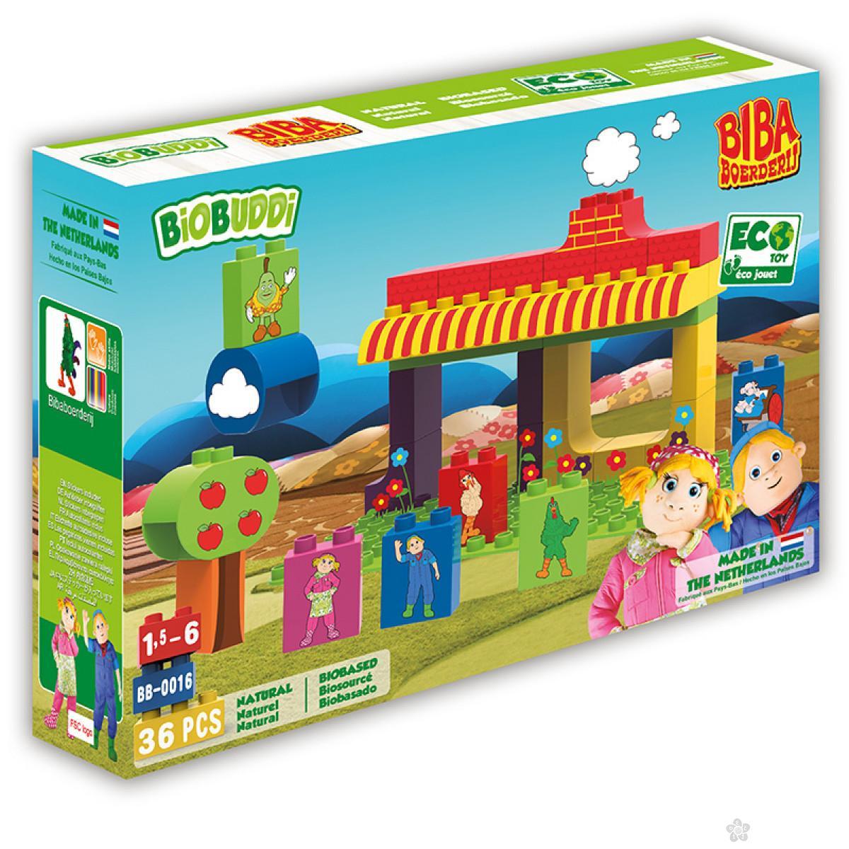 Kockice Biba farma BB-0016