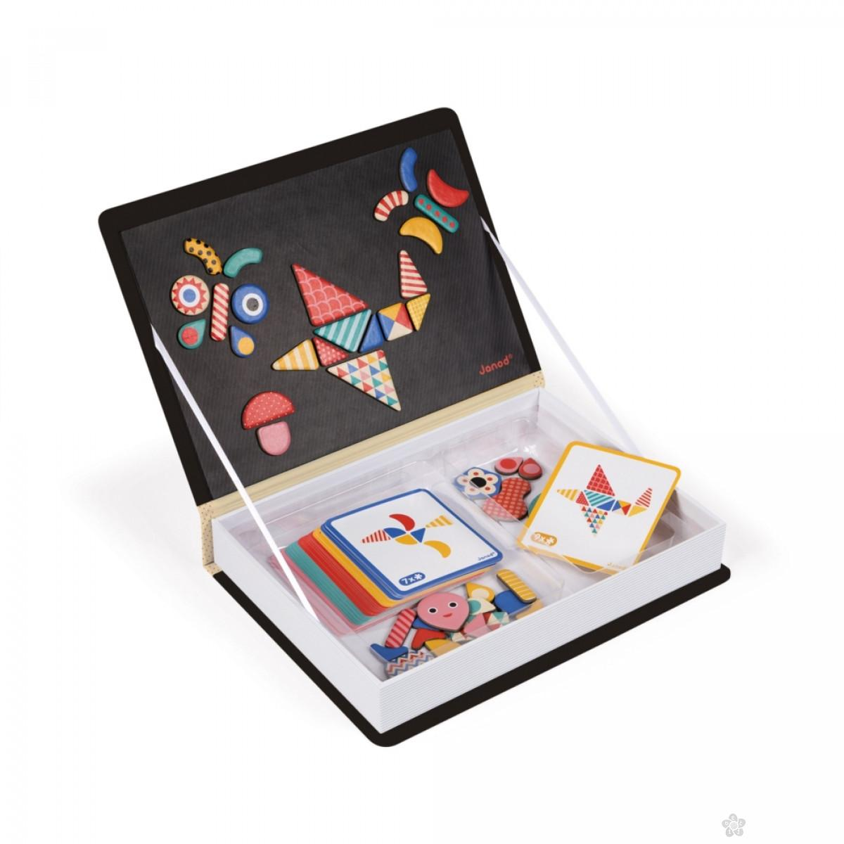 Magneti'book kutija sa magnetima Moduloform