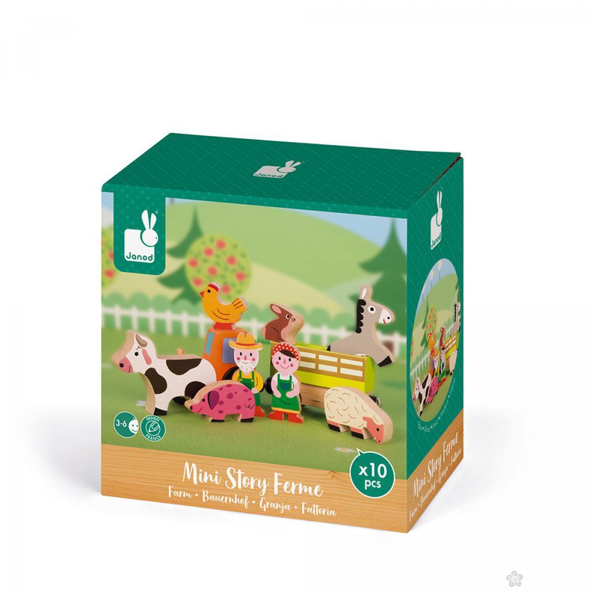 Mini Story Box–Farma J08514