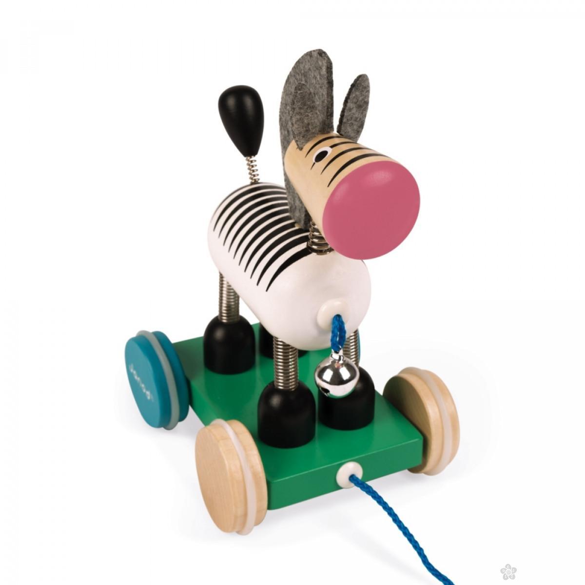 Zebra na povlačenje Zigolos J08238