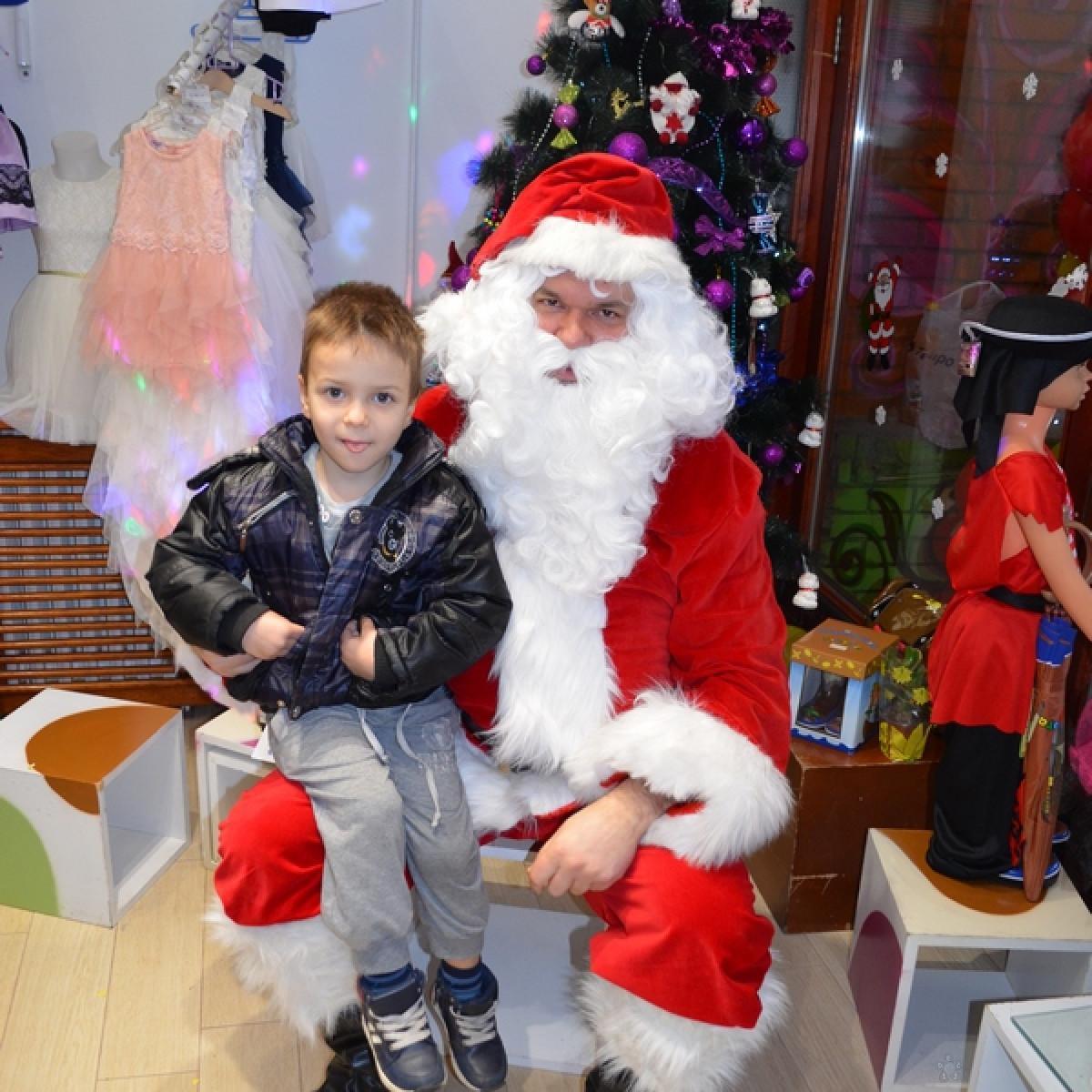 Iznajmljivanje Deda Mraza do 30.12.2019.