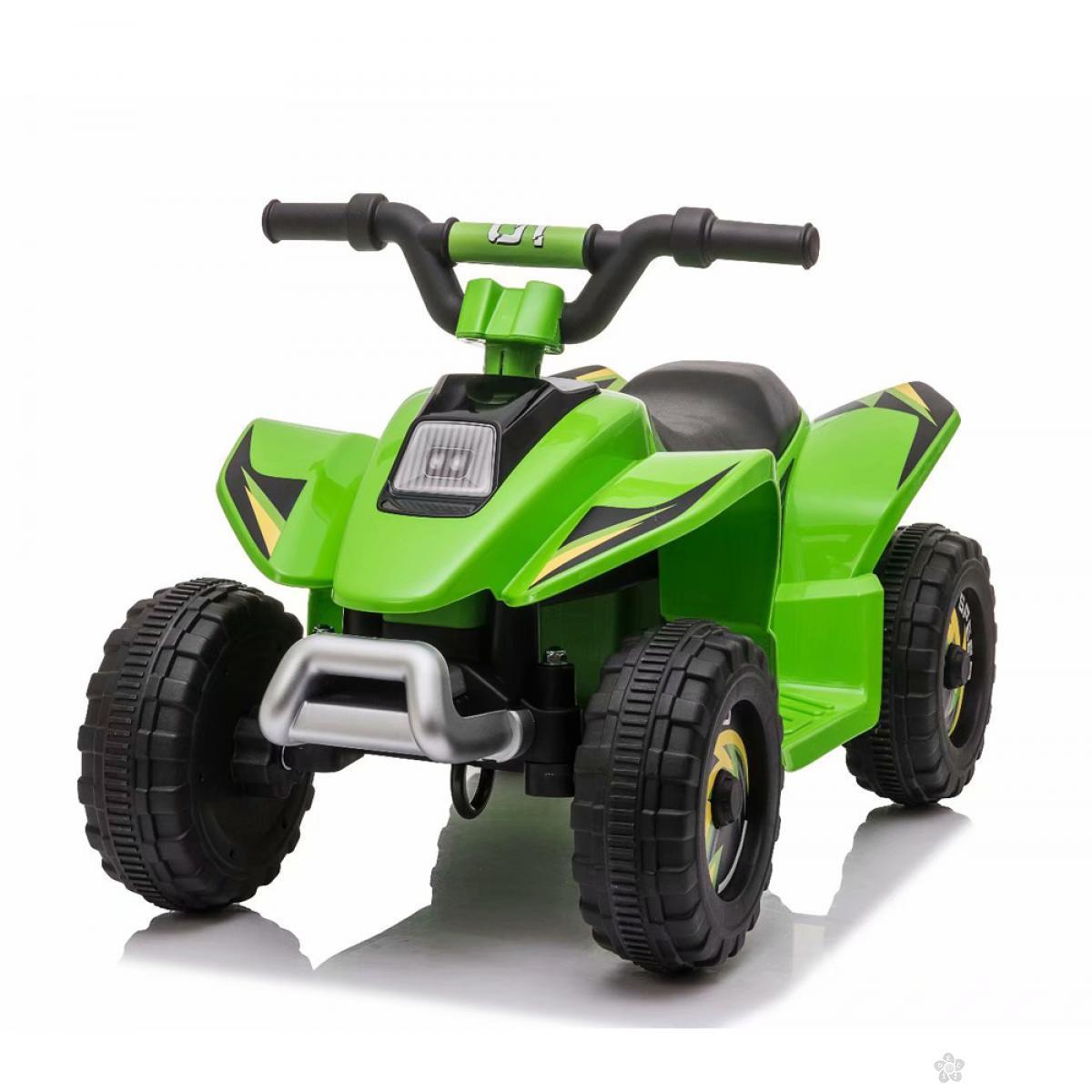 Dečji auto na akumulator model 129 zeleni