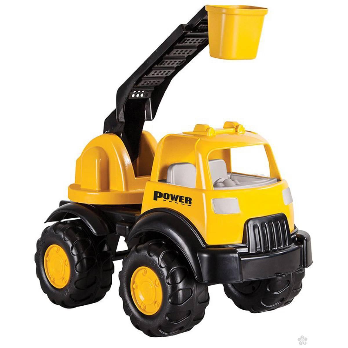 Kamion dizalica 06521