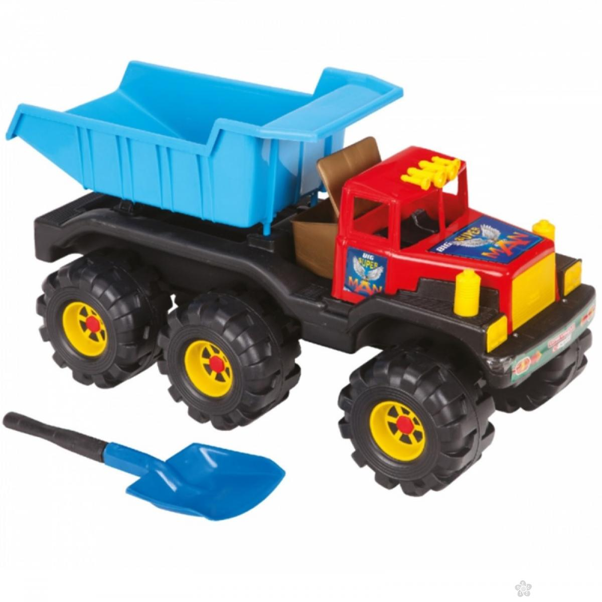 Kamion Big Super Mann Truck 33089