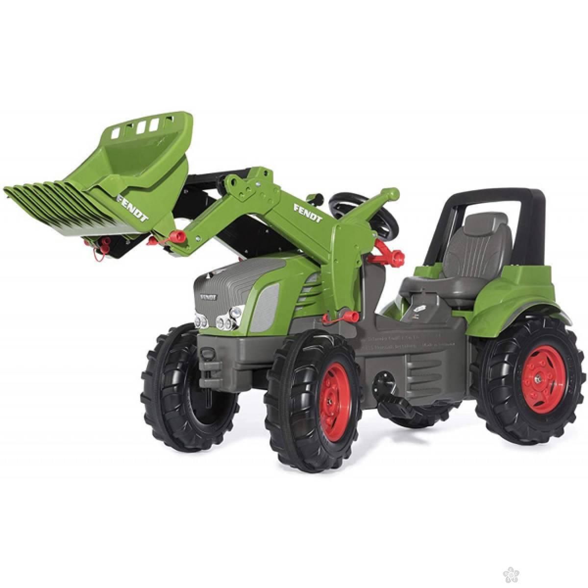 Traktor Farm Track Fendt 939 Vario sa utovarivačem 710263