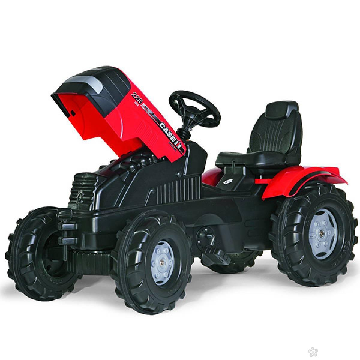 Traktor na pedale Rolly Toys Farmtrac Case 601059