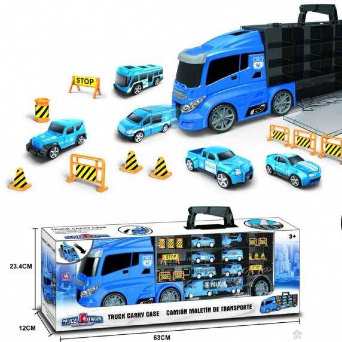 Teretni kamion sa autićima 861070