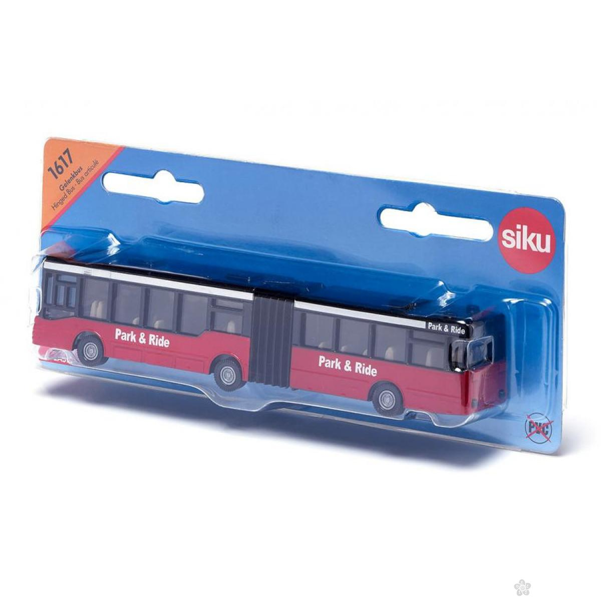 Zglobni autobus 1617