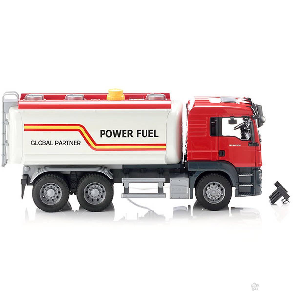 Kamion Bruder Cisterna MAN TGS 037758